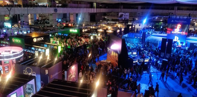 The future of Gaming at EGX 2014