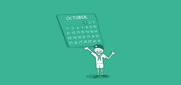 Think full screen : repenser la sélection d'une date et du calendrier