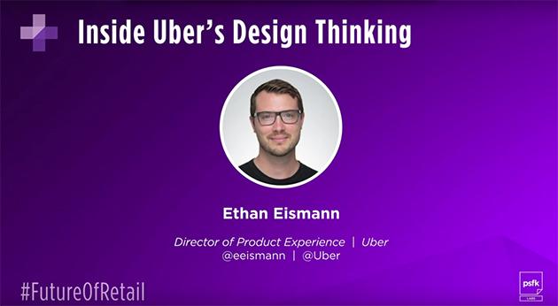 Futur du Retail 2016 SF: Comment Uber ravit ses clients