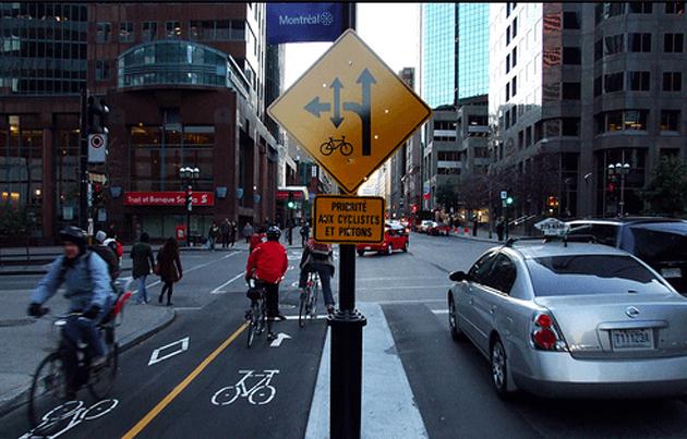 Le vélo à Montréal