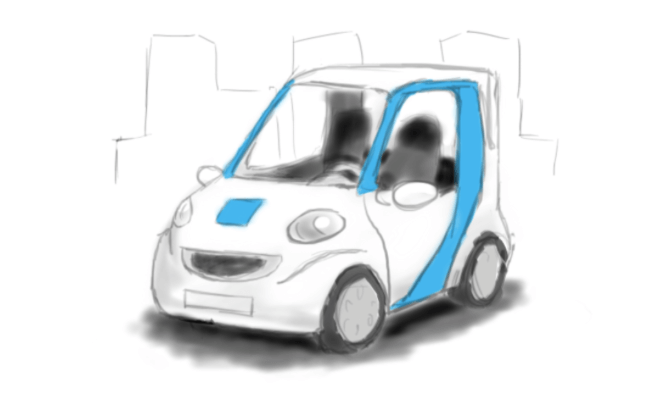 We tested… CAR2GO