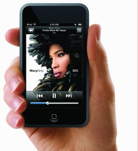 iPod Touch: Music Player or Phone-without-a-phone?