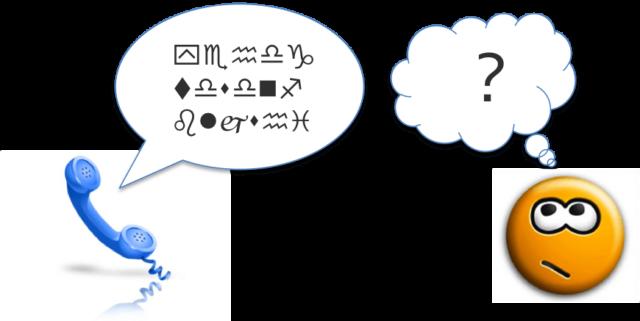 La terminologie : un problème majeur dans la conception des interfaces vocales